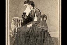 Mid 19th Century Photo Poises