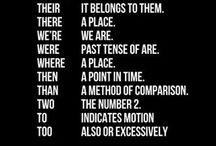 Grammar & Vocabulary Freak