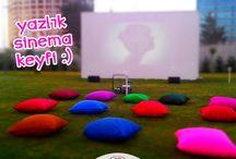 Crowne Plaza Oryapark'ta Yaz Keyfi :)