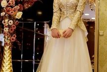 Muslimah Wedding Dresses