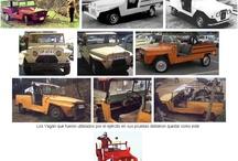 Citroen Yagan / Vehículo popular en los 80's en Chile.