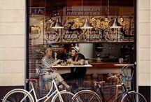 Beautiful restaurants & cafes