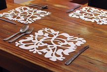 Table Settings / by Tonia Lee