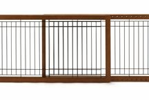 Dog - Gates, Pens and Crates / Pen and crate ideas for new dog / by Hayley Grill