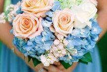 Wedding blauw