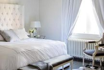 Bedroom Ideas / by Amanda Carpenter Clifton