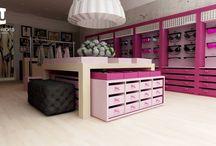 Victoria's Secret interior desing / Victoria's Secret Slovakia