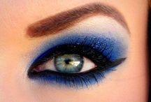 Makeup & Hair / Beautiful makeup artistry & interesting hair updos