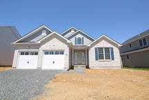 The Teton Model / If you are interested in setting up an appointment to build your next home with Kay Builders, visit http://www.kaybuilders.com