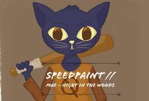 Youtube Speedpaints + more