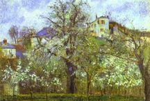 Camille Pissarro Paintings