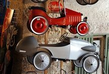Cool Vintage Toy Cars