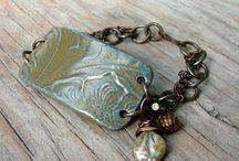 Jewelry -- Bracelets / by Amara Zoleske Honeck