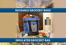 Eco-Friendly Grocery Shopping