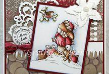 Cards - Cuddly buddly