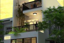 Balcon house