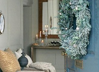 Christmas is coming .... / Christmas is a fantastic time for styling your home and being innovative with colours and themes.