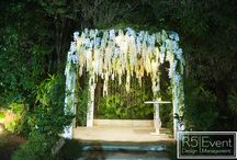 Magical Outdoor Garden Wedding by R5 Event Design / Stunning Outdoor Destination Wedding as seen on Strictly Weddings!
