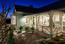 back porches & backyards / by Anisa Darnell