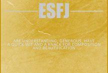 ESFJ / by Katie Goldberg