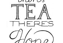 Tea and coffee sayings