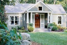 Exteriors / by Laura Kiernan {JourneyChic.com}