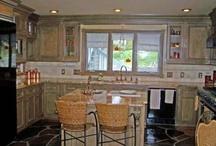 White Kitchen Floor Options