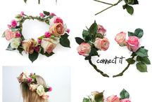Flower Crowns / Hair Decor