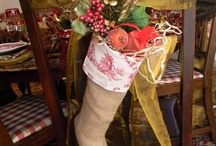 Holiday-Classic and Traditional / by A Floral Touch