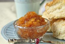 Jams, jellies and preserves