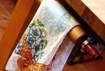 Starý uterák