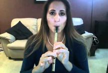 Irish Tin Whistle / by Maria Gauld (Board #3)