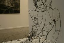 Metal Wire / Drawing with wire