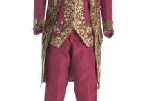 1760's - 1770's Extant Suits