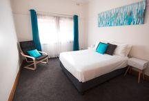 Short Stops - The Murdoch Wangaratta / Self contained accommodation in Wangaratta Victoria Australia.