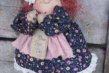 bambole / modelli di bambole