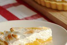 torta limão francesa
