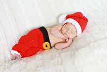Christmas Crochet Patterns / Crochet patterns for Christmas toys and home decor.