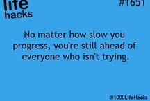 Motivation, inspiring!