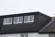 Dormer window Roof inside/outside