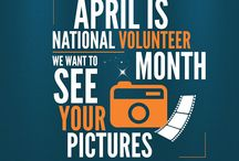 National Volunteer Month / April is National Volunteer Month and we're taking the time to thank all of our amazing volunteers for their hard work. Follow this board to follow our journey! #teamUP #upVM