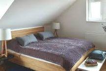 Ložnice, postele