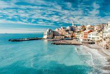 Italy and Islands / Amalfi Coast, Italian Lakes, Sardinia, Sicily, Tuscan Riviera