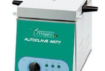 AUTOCLAVE AR 77 / AUTOCLAVE Effimera AR77  NEW:Trattamento di sterilizzazione a vapore saturo d'acqua (il metodo piu'utilizzato dagli ospedali) www.effimera.eu