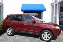 SOLD!! 2008 Hyundai Santa Fe Limited #4357A / This vehicle has been through a rigorous safety inspection, meaning brakes, tires, belts and hoses are all in great condition. Oil change has been performed and fluids have been topped off.