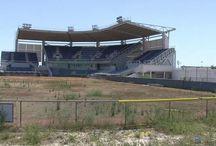 Abandoned olympic stadiums - Athens