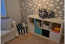 Interior design for children
