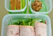 Kid Lunch Ideas / by Erica Marie