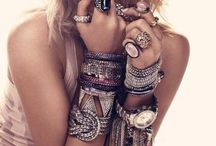 Must Love Necklaces, Rings and Bracelets / Off the beaten path jewelry.