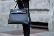 Handbags....